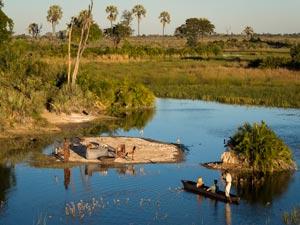 Botswana-Mokoro---WildernessSafaris