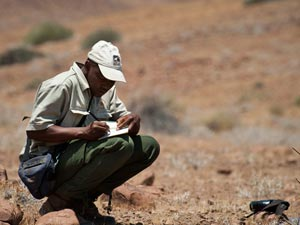 Namibia-Dinosaur-footprints---Wilderness-Safaris